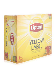 Lipton Yellow Label Black Tea, 100 Tea Bags x 2g