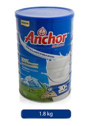 Anchor Full Cream Milk Powder Tin, 1.8 Kg