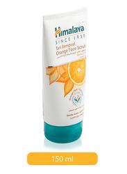 Himalaya Herbals Tan Removal Orange Face Scrub, 150ml