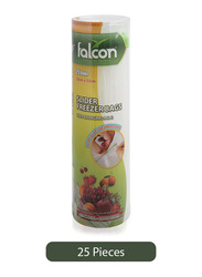 Falcon Slider Freezer Bags, 25 Pieces