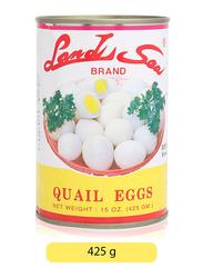 Land Sea Quail Eggs, 425g