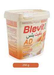 Blevit Plus AD Carrots & Rice Baby Cereals, 250g