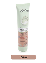 L'Oreal Paris Pure Clay Red Face Cleanser, with Red Algae Exfoliates & Brightens, 150ml