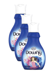 Downy Valley Dew, 3 Bottles x 1 Liter