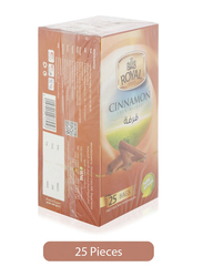 Royal Herbs Cinnamon, 25 Tea Bags x 2g