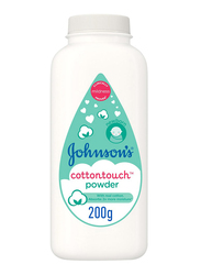 Johnson's Baby 200gm Cottontouch Powder for Newborn Babies