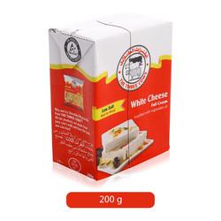 The Three Cows Full Cream White Cheese, 200 g