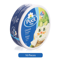 Puck Cheese Triangles, 16 Pieces