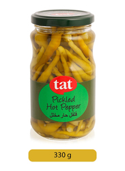 Tat Hot Peppers Pickled, 330g