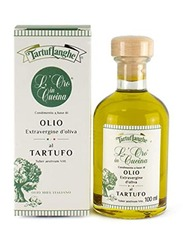 Tartuflanghe Extra Virgin Olive Oil with Summer Truffle, 100ml