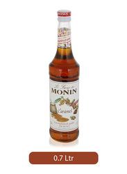 Monin Caramel Syrup Bottle, 700ml