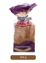 Yaumi Junior Multi Grain Sliced Bread, 360g