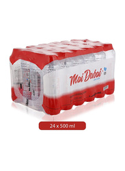 Mai Dubai Pure Drinking Water, 24 Bottles x 500ml
