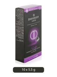 Davidoff Cafe Prestige Espresso, 10 Capsules x 5.5g