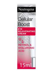 Neutrogena Cellular Boost Eye Rejuvenating Cream, 15ml