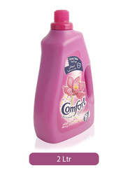 Comfort Concentrated Orchid & Musk Fabric Softener, 2 liter