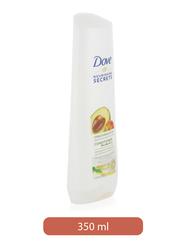 Dove Nourishing Secrets Strengthening Ritual Conditioner for All Hair Types, 350ml