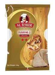 Al Baker Flour No.2, 10 Kg