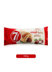 7Days Hazel Nut with Cocoa Filling Croissant, 100g