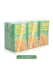 Suntop Mango Juice Drink, 6 x 250ml