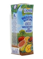 Lacnor Health Living Super Fruit Cocktail Juice, 250ml