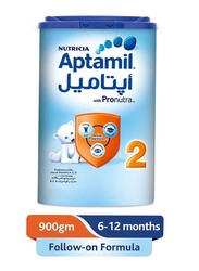 Nutricia Stage 2 Aptamil Follow On Formula Milk, 900g