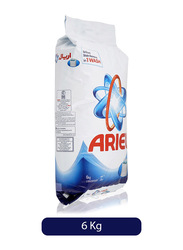 Ariel Original Scent Laundry Powder Detergent, 6 Kg