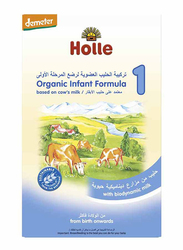 Holle Stage 1 Organic Infant Formula Milk, 500g