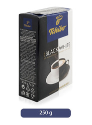 Tchibo Black and White Ground Coffee, 250g