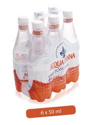 Acqua Panna Toscana Natural Mineral Water, 6 Bottles x 500ml