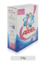 Ariel Downy 10 Days Freshness Powder Detergent, 3 Kg