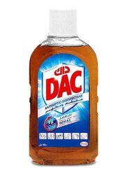 DAC Antiseptic-Disinfectant Liquid Cleaners, 500ml