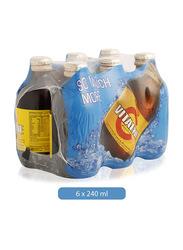 Pokka Vitaene Sugar Free Drink, 6 Bottles x 240ml