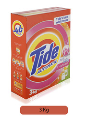 Tide Automatic Essence of Downy Laundry Powder Detergent, 3 Kg