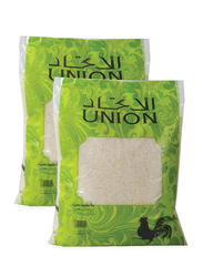 Union Egyptian Rice, 2 x 2 Kg
