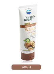 Nature's Bounty Venos Walnut Face Scrub, 200ml