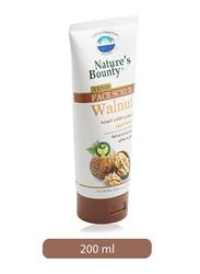 Nature's Bounty Venos Walnut Face Scrub, 200ml