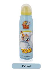 Tom And Jerry Tom 150ml Perfume Body Spray for Kids