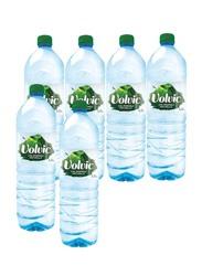 Volvic Mineral Water, 6 Bottles x 1.5 Liter