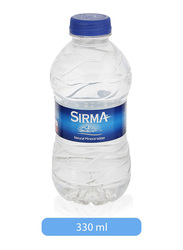 Sirma Natural Mineral Water Bottle, 330ml
