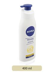 Nivea Q10 Plus Firming Body Lotion, 400ml