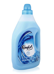 Comfort Spring Dew Liquid Fabric Conditioner, 4 Liter