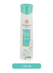 Yardley London Imperial Jasmine 150ml Body Spray for Women