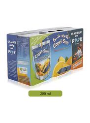 Capri Sun Mix Fruit Juice Drink, 10 x 200ml