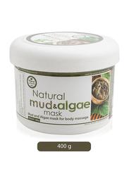 Natural Mud & Algae Body Massage Mask, 400gm