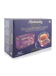 Alokozay Assortment Chest Premium Tea, 25 Tea Bags x 2g