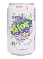 Pokka Aloe V Blueberry Drink, 300ml