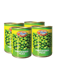 Tasty Green Peas, 4 Can x 400g
