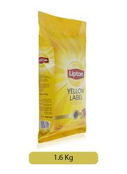 Lipton Yellow Label Black Tea, 1.6 Kg