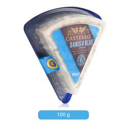 Castello Danish Blue Cheese, 100 g